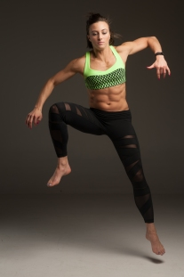 PLYOGA with Stephanie Lauren Sports & Fitness Exercise Videos